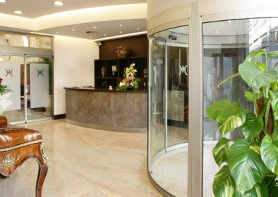 Arinsa, Hotel Ríos San Adrián