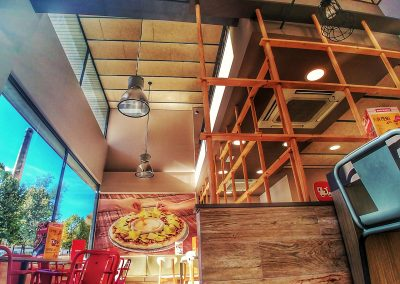 Arinsa, Telepizza Calahorra