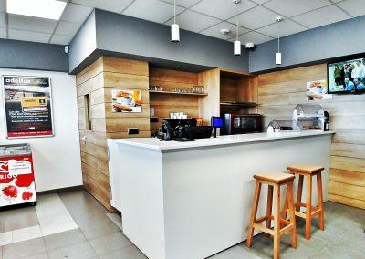 Arinsa, Cafetería Adelfas