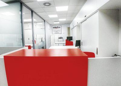 Arinsa, Oficinas Adelfas