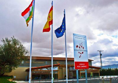 Arinsa, Bodega Viñedos Ruíz Jimenez